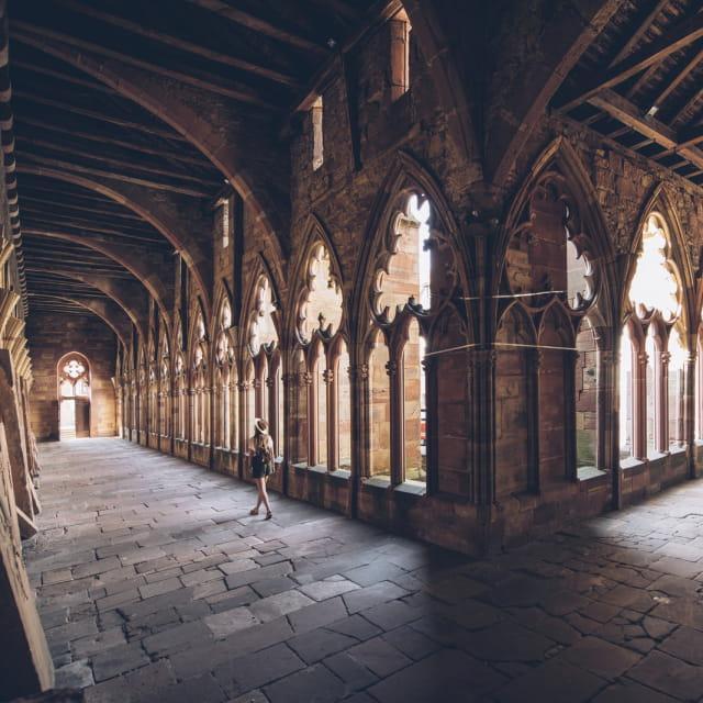 Abbatiale Saint-Pierre-et-Saint-Paul de Wissembourg
