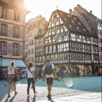 Balade 0 Strasbourg
