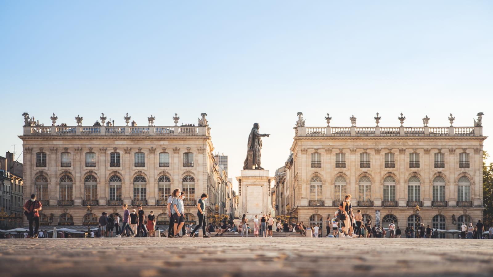 Place Stanislas , Nancy