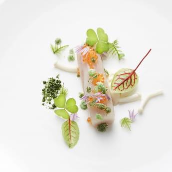 Plat - La Table du Gourmet