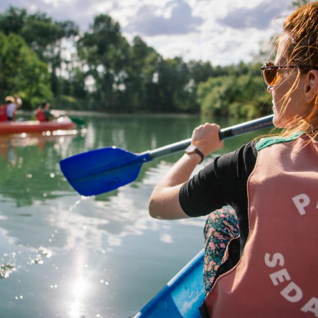 Rand eau dans la Meuse